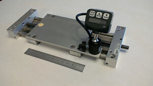 Igus Slw Linear Stage Positioner X axis 50mm Travel W Digital Readout Dro