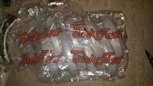 Trick Flow Track Heat Intake Manifolds For Ford 4 6l 2v 518l0002 Mustang Silv