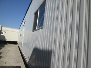 Used 2005 2460 Doublewide Mobile Office Trailer S 575905a b Kc