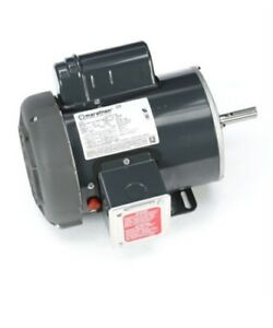 1 Hp 1800rpm Single Phase Electric Motor Air Compressor 56 Frame