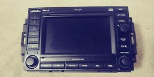 Dodge Chrysler Jeep Mopar Rec Navigation 6 Disc Cd Player Mp3 Radio Head Unit