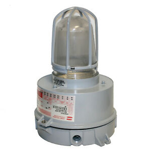 Champ Crouse Hinds Light Fixture Vmvs070 mt Globe Explosion Proof Hazardous