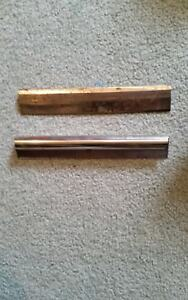 Lot Of 2 Lipshaw Microtome Knife Blade 1575 1103