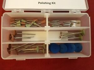 Komet Polishing Kit