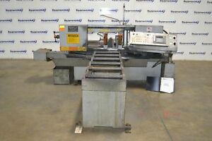 Hem H105a 14 X 16 Automatic Horizontal Band Saw