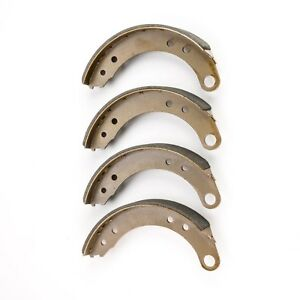 1946 1947 1948 Dodge D24 New Brake Shoes Mopar Deluxe Coupe Sedan Convertible