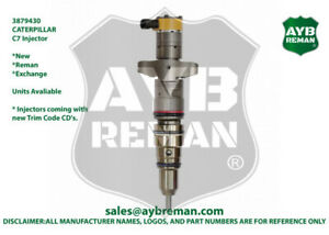 10r4761 Diesel Injector For Caterpillar C7 On Highway Engines