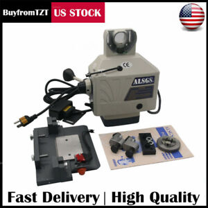 Alsgs 110v Power Feed For Vertical Milling Machine X Y Axis Al 310sx Us