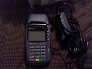 Verifone Vx570 Dual With Power Supply