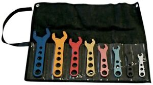 Proform 66978 An Full Wrench Set In Fold Over Pouch