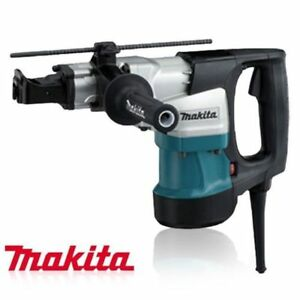 Makita Corded Electric Rotary Hammer Drill Hr4030c 40mm 1 9 16 Sds Max_ic