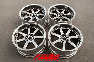 Rays Gramlight 57 S Pro 19 5x114 3 10 9 5 Inch Alloy Wheels
