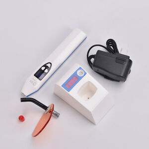High power Dental Light Curing Machine Led Lamp With The Photosensitive Meter
