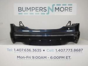 Oem 2010 2015 Jaguar Xj xjr L supercharged base l Supercharged Rear Bumper Cover