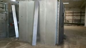Powder Coating Cure Oven 8 h X 8 w X 10 l