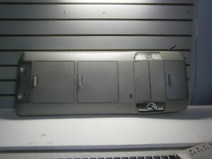 2011 Toyota Tundra Overhead Console Storage Compartments Map Lights