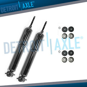 1997 2000 2001 2002 Ford Expedition 2wd Front Shocks Assembly Conversion Kit