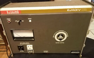 Ej401v Isolated Metered Variac Variable Ac Dc Power Line Bench Source Used