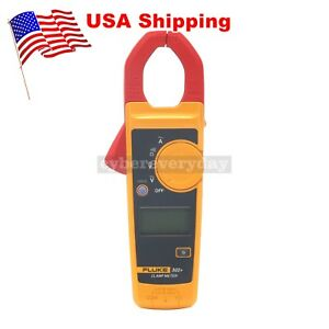 New Fluke 302 Digital Clamp Meter Ac dc Multimeter Electronic Tester Us Stock