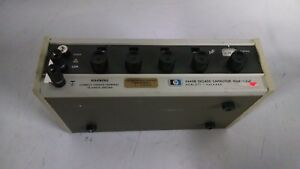 Hp Agilent 4440b Benchtop 40pf 1 2uf Precision Decade Capacitor As Is Read Ad