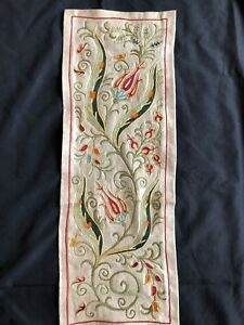 Uzbek Handmade Silk Suzani New Shipped From Usa