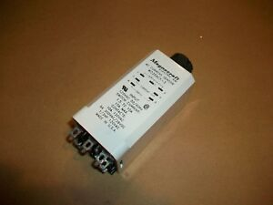 Magnecraft Ac Current Sensor W235acx 3 120vac 1 5 15amp Used