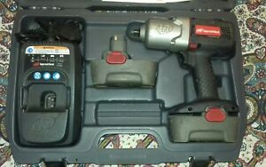 Ingersoll Rand Cordless Impact Wrench 1 2 Drive Little Used