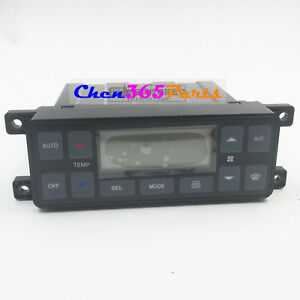 Air Conditioner Controller For Doosan Daewoo Excavator Dx55 Dx60