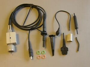 Tektronix P6139a Voltage Probe Accessories Tested