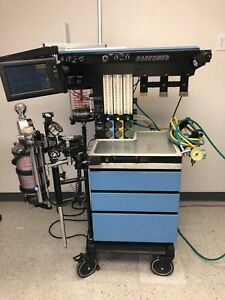 Drager Narkomed 2c Anesthesia Machine