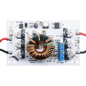 Dc dc 10v 60v 600w Boost Step Up Constant Current Power Supply Module Led Driver
