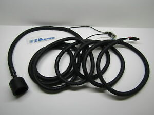 Main Control Harness Assembly For Slick Stick Controllers Replaces Meyer 15680