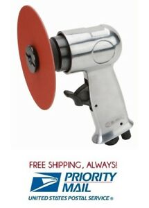 5 High Speed Air Pneumatic Sander 18 000 Rpm With 3 4 1 2 And 5 Pads