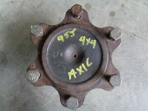 John Deere 955 4x4 Front Stub Axle Left Or Right Side