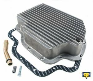 Bte Racing Th400 400 Turbo Aluminum Deep Pan Silver Bte408000 Free Ship