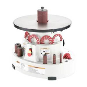 Shop Fox W1846 W1846 120 volt Single phase Benchto Oscillating Spindle Sander