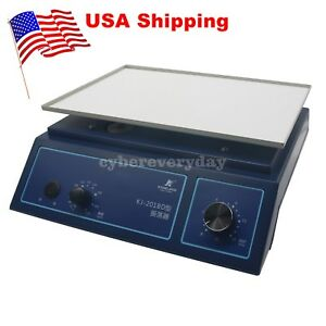 Adjustable Variable Speed Oscillator Orbital Rotator Shaker Lab Destaining Us