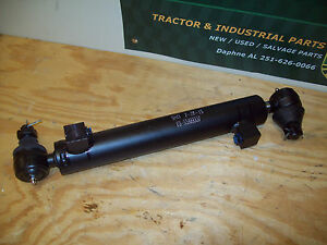 Ford New Holland Tractor Loader Power Steering Cylinder 85999337 545d 445c More
