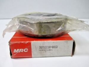 Mrc Radial Deep Groove Ball Bearing 307szz10 Manufacturing Construction New