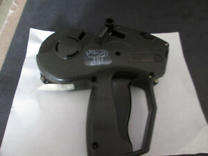 Monarch Paxar 1131 Label Price Tag Gun Single Line Tested Working