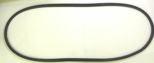 1940 1948 Plymouth Dodge Desoto Chrysler Rear Window Rubber Seal