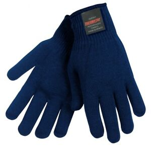 12 Pairs Mcr Safety Thermostat Thermal Insulated Work Gloves Large