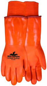 1 Dozen Memphis Harbor Master Double Dipped Pvc Work Gloves Large