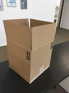 New Cardboard Boxes Lot Of 100 2500 Boxes Available