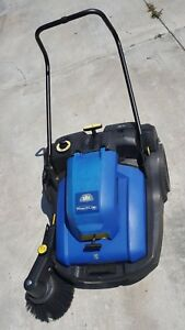 Windsor Radius Battery Powered Floor Sweeper With Free Shipping