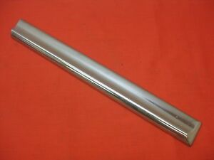 1958 Chevy Brookwood Yeoman 4 Door Wagon Right Rear Dr Front Upr Molding 7272