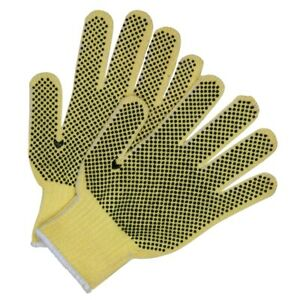 1 Dozen Memphis Economy Cotton Work Gloves Large