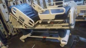 Stryker Secure Ll With Matress Head Foot Boards