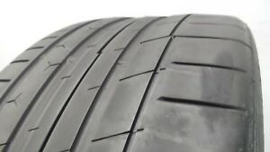 295 30 20 Continental Extremecontact Sport 7 25 32 S Over 75 Life C1329e 101y