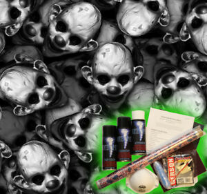Hydrographics Dip Kit Activator Water Transfer Film American Baby Face